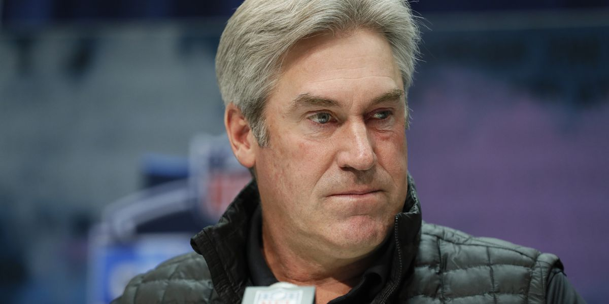 Eagles coach Doug Pederson tests positive for COVID-19