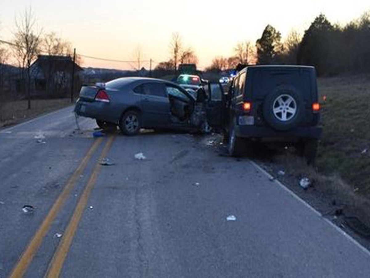 KY man killed in Switzerland County, Ind. head-on collision