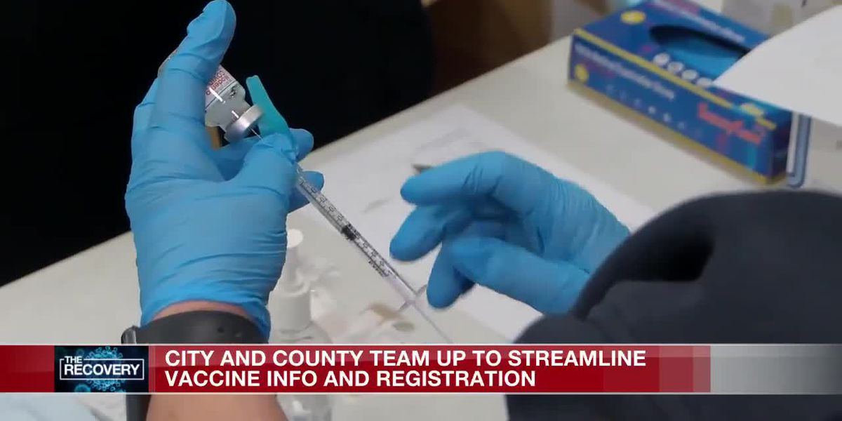 Cincinnati, Hamilton Co. officials announce new vaccine