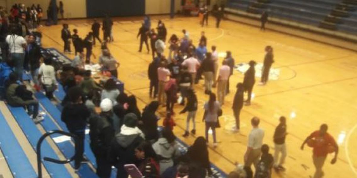 No arrests made after fight ends boys basketball game between Woodward and Aiken