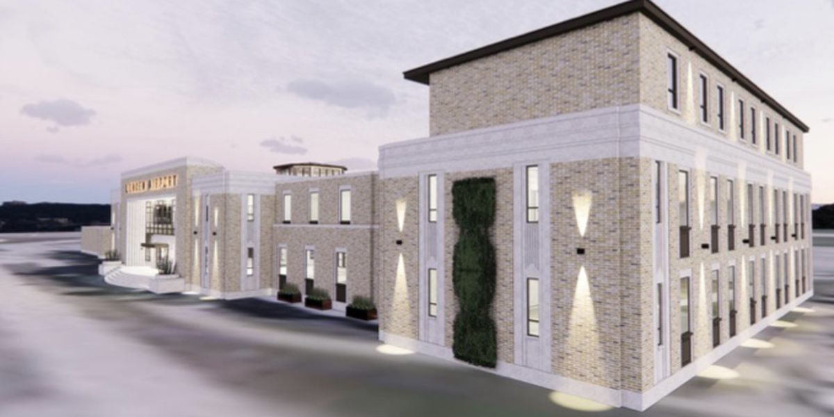 Local developers propose new hotel, restaurant for Lunken Airport