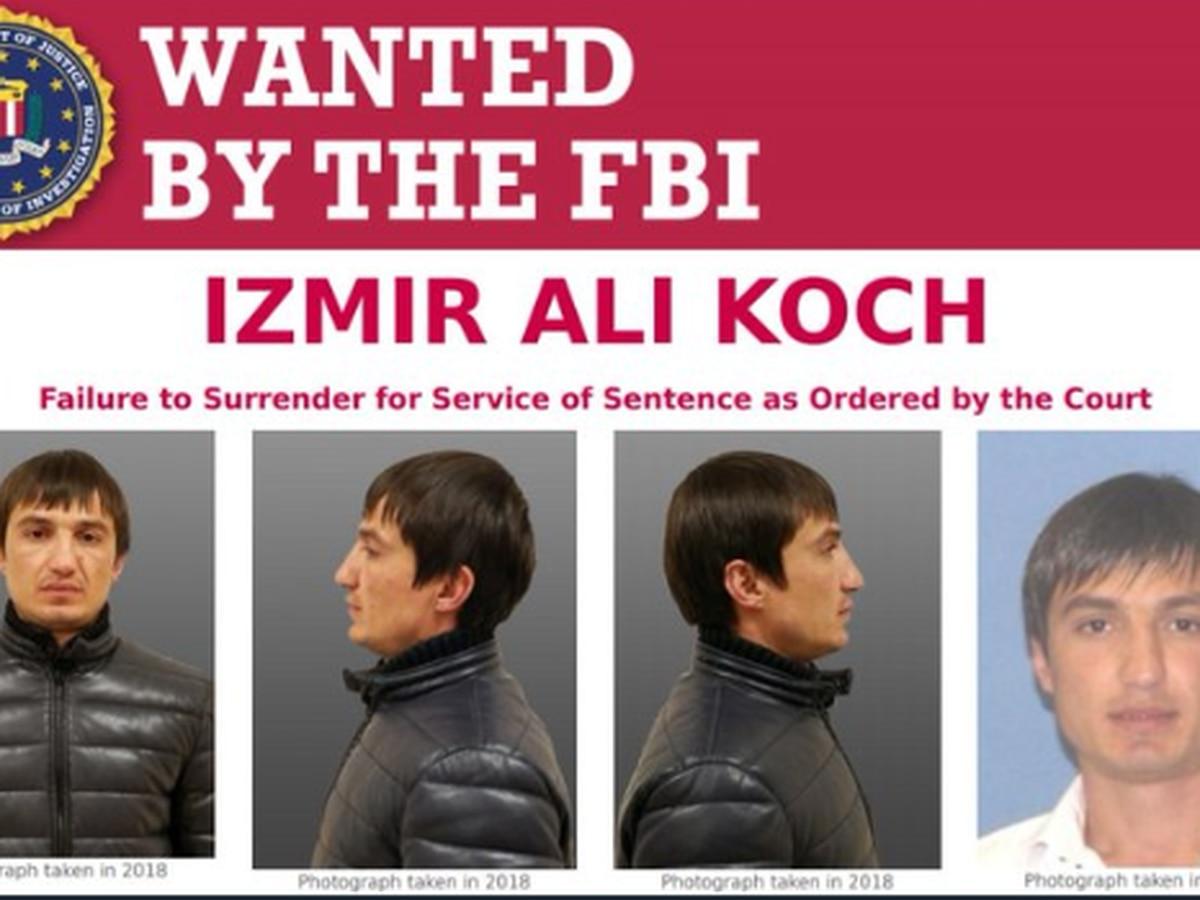 Fbi Offers Reward For Information On Man Convicted Of Hate Crime In Cincinnati