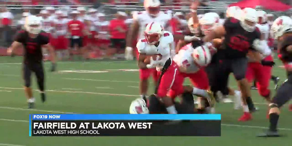 Fairfield rolls past Lakota West to stay perfect