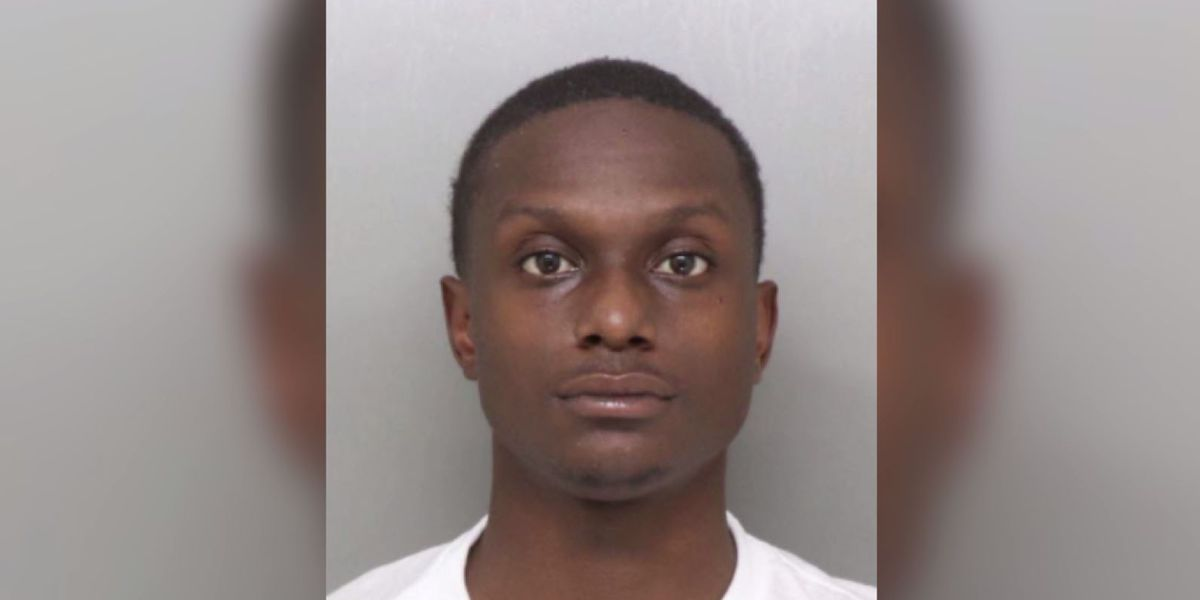 Man arrested after person hit with his own car during carjacking, police say