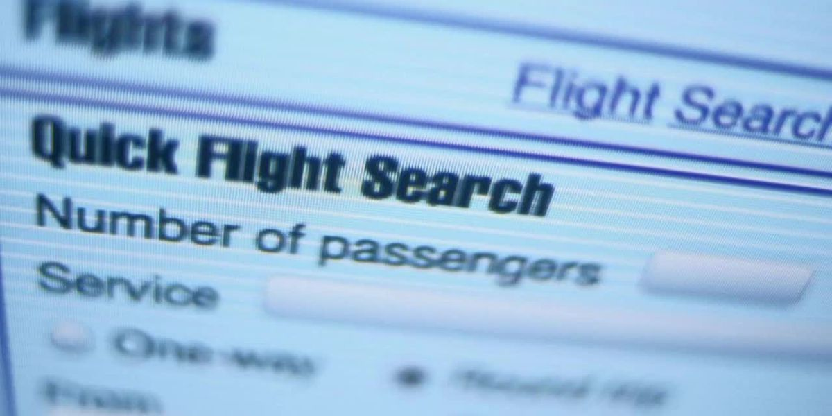 Secret to saving on airfare