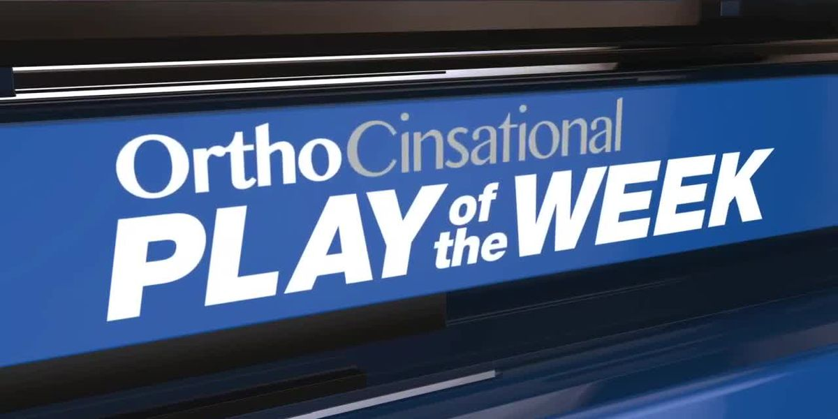 St. X is highlighted in our Ortho Cinsational Play of the Week