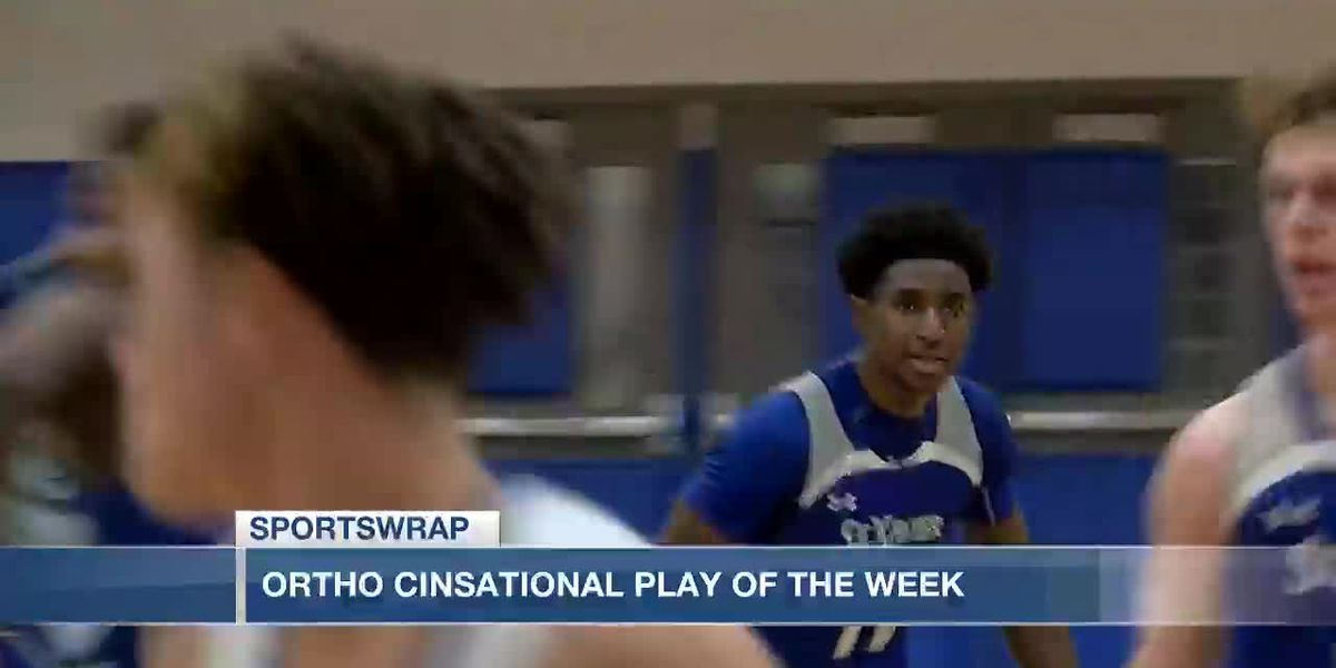 OrthoCinsational Play of the Week: Kobe Rodgers