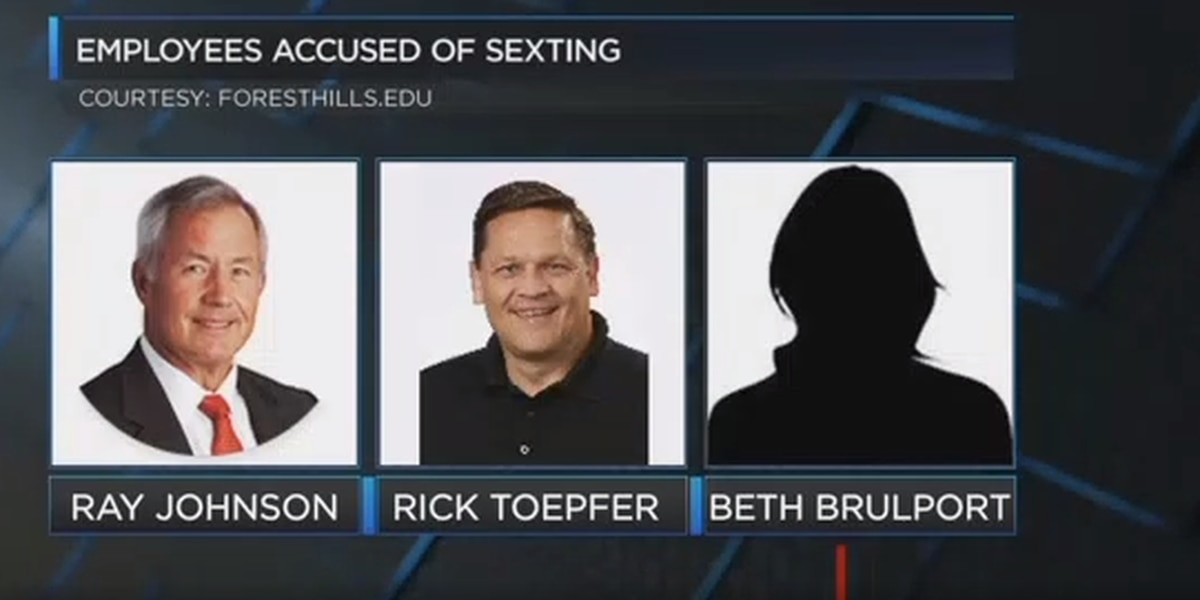 School district treasurer quits amid sexting scandal