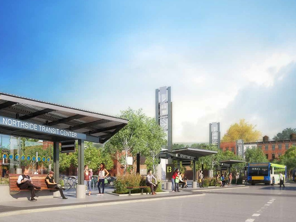 Metro's Northside Transit Center breaks ground, set to open in Summer 2020, agency says
