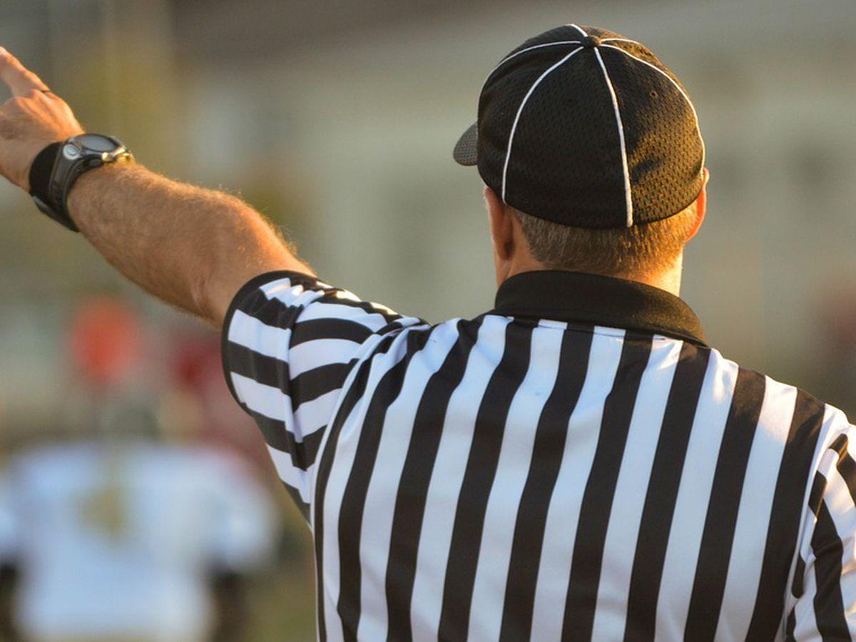 Ohio legislation would make assaulting referees a crime