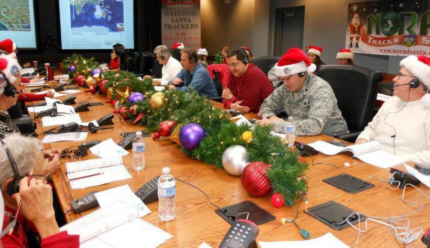 DoD: Santa Claus delivers 7 billion gifts
