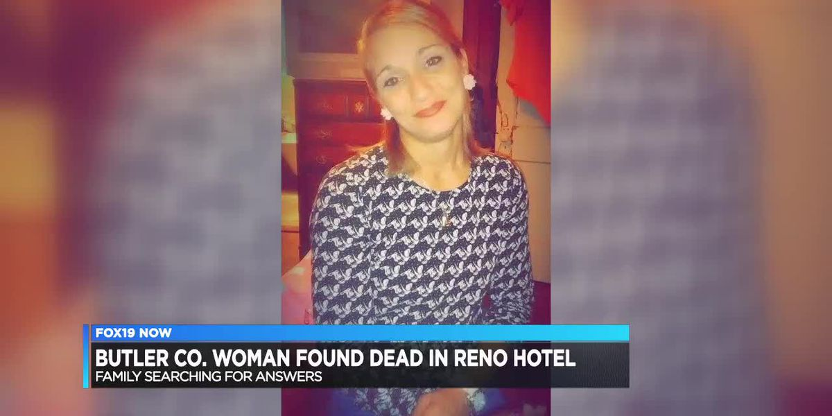 Butler County woman found dead in Reno hotel