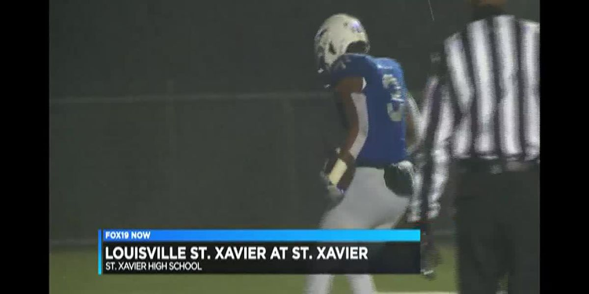 FOX19 NOW Final Quarter: Louisville St. Xavier at St. Xavier