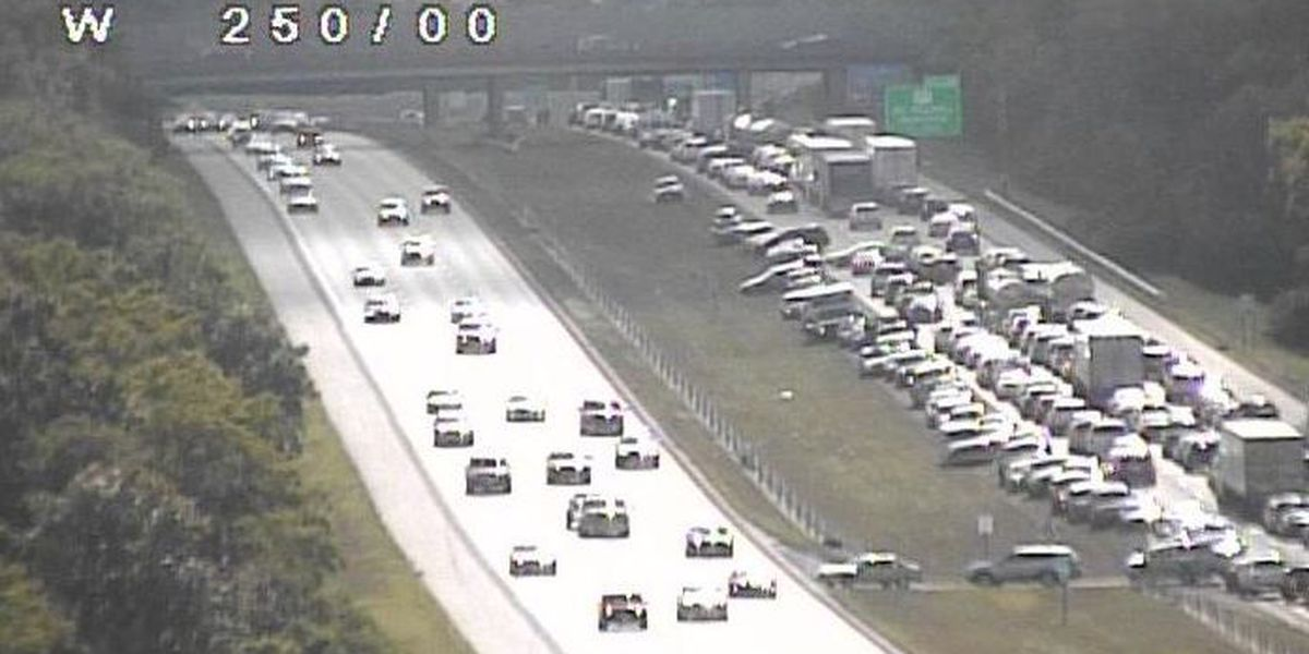 WB 275 reopens following crash with multiple injuries