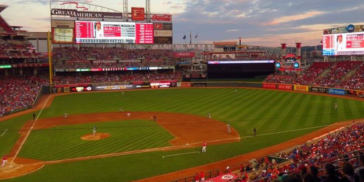 Editorial: Hey Reds fans, let's get this party started