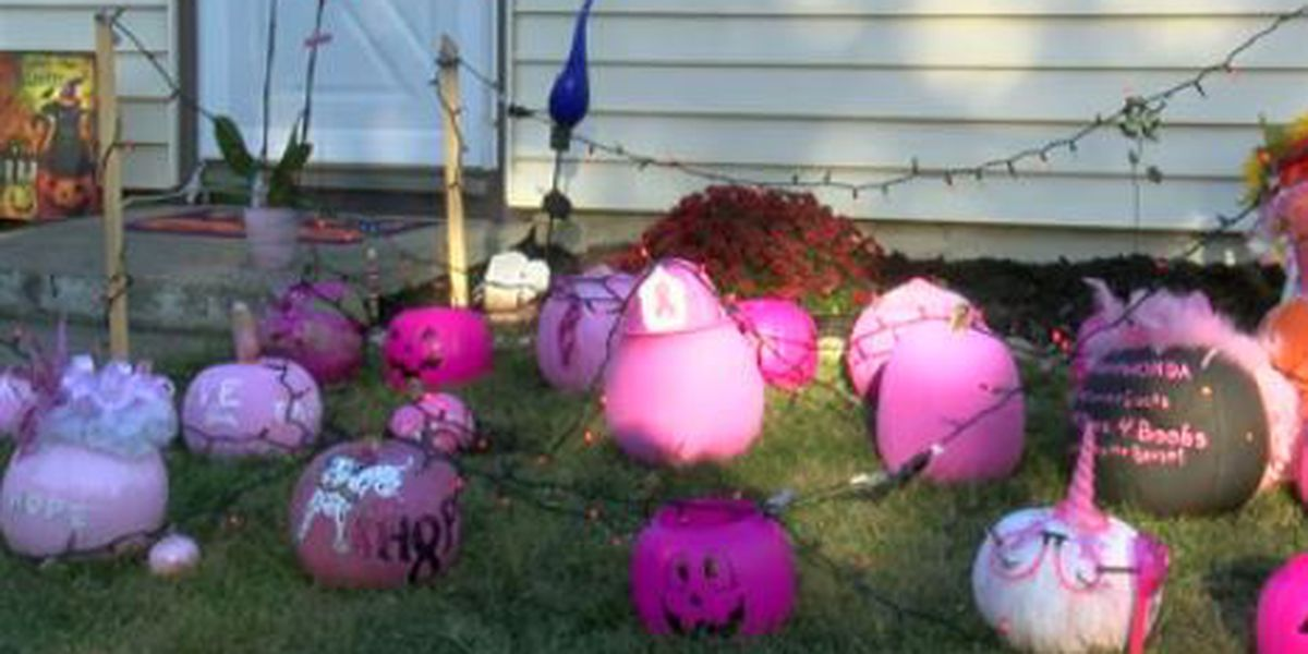 Colerain community creates a 'pathway of hope' for woman battling breast cancer