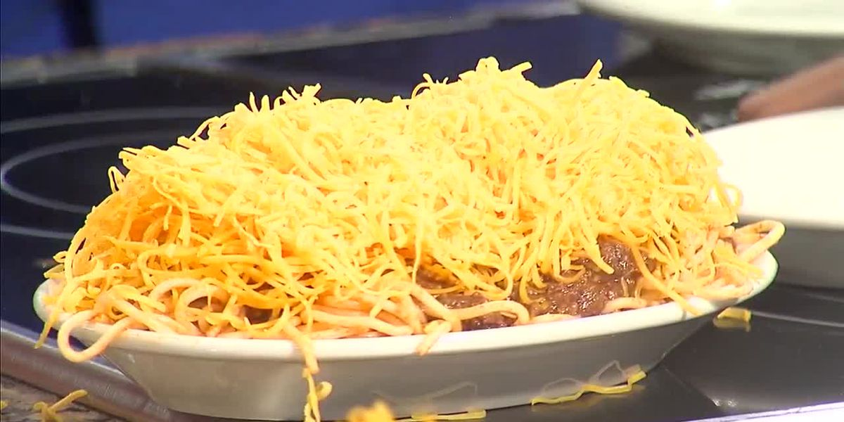 Cincinnati chili named best hangover cure in the nation