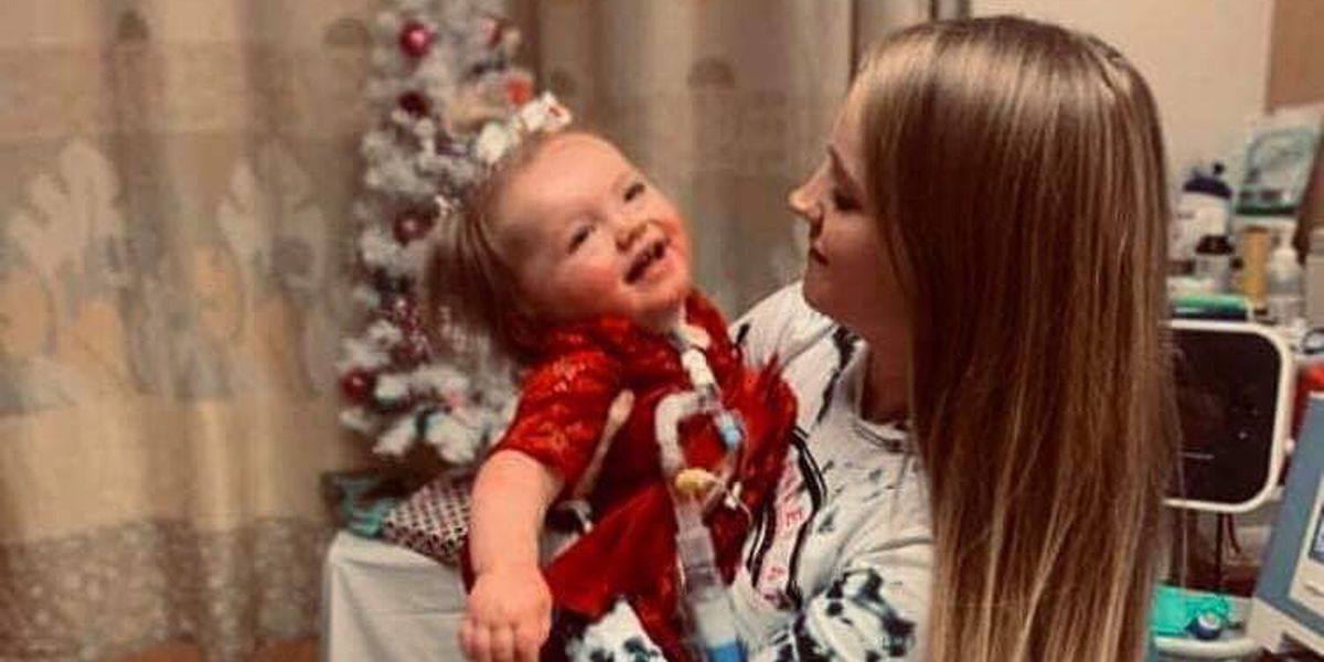 Family hoping for medical miracle after toddler nearly dies in accidental drowning