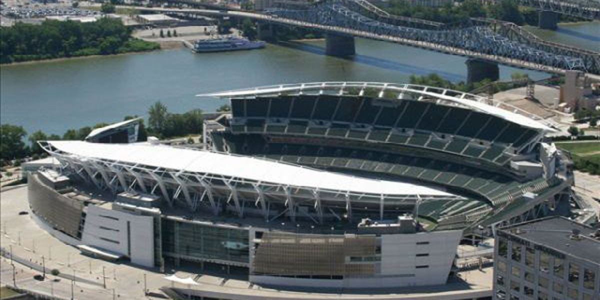 Paul Brown Stadium to serve as walk-up COVID-19 vaccination site