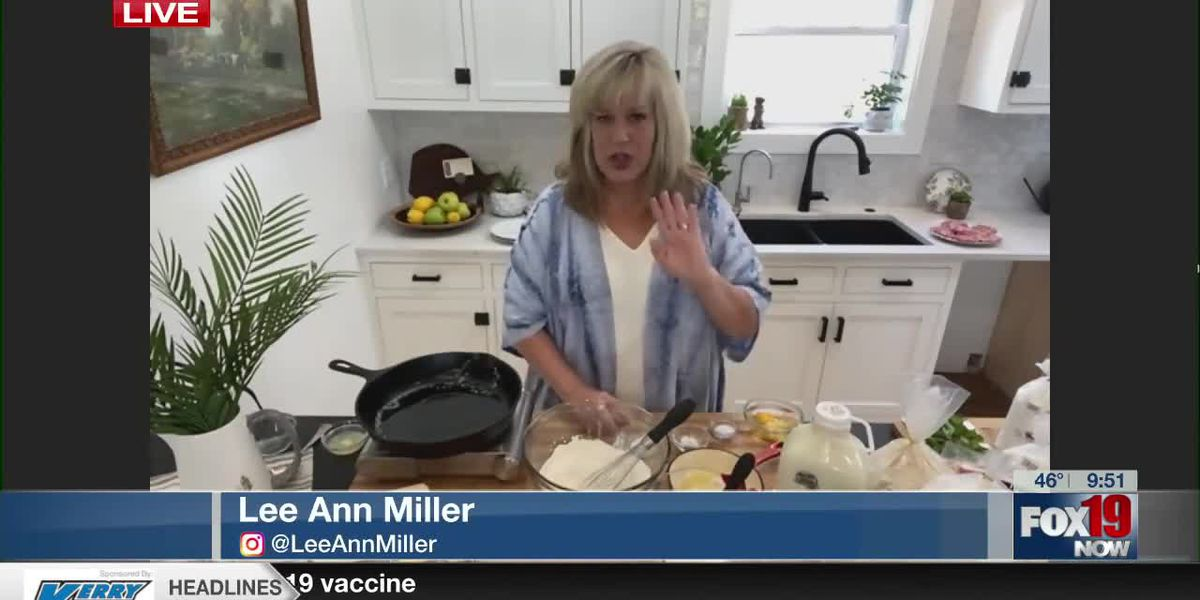 Breakfast Time with Lee Ann Miller - clipped version
