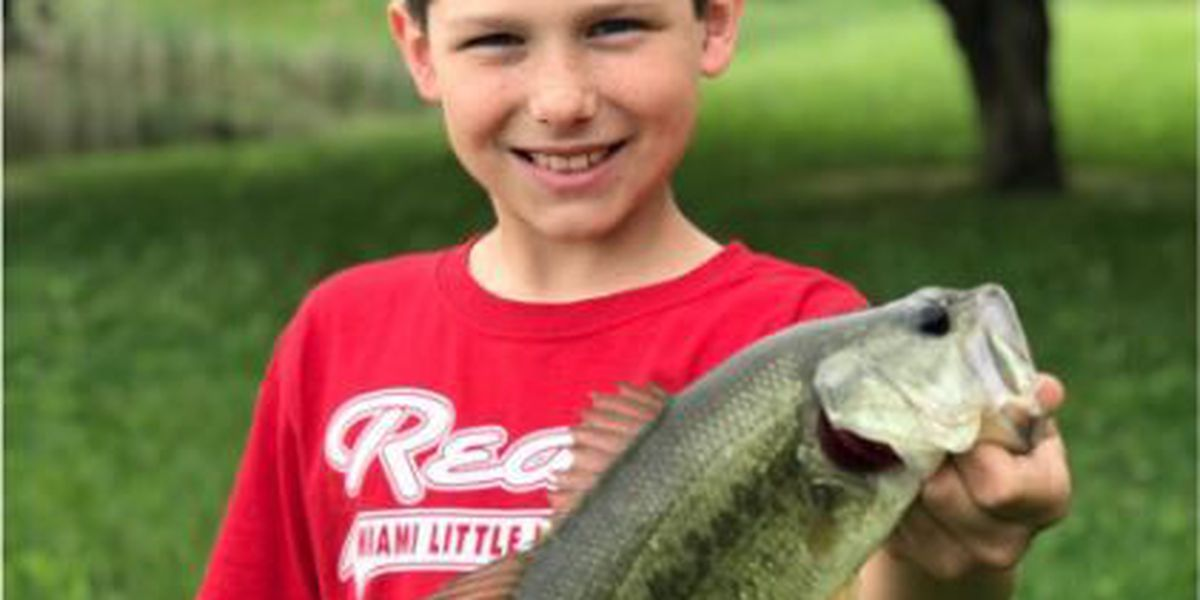 Young anglers make big catches at Oxford Fishing Derby