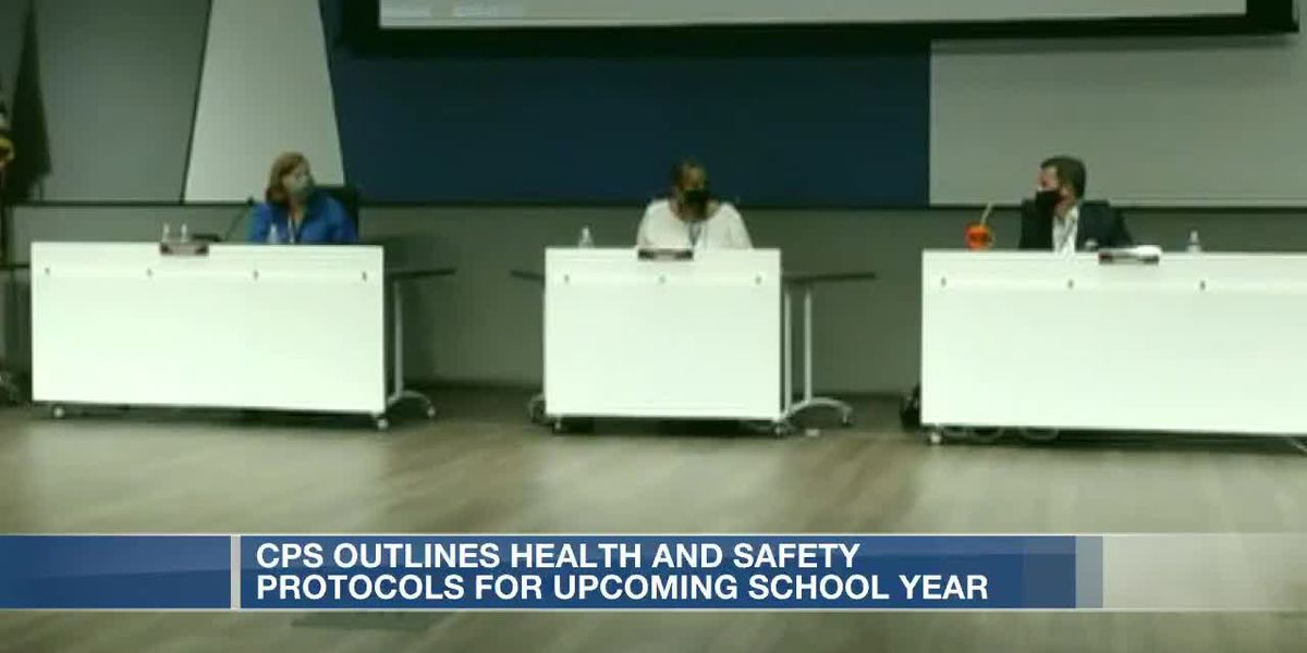 CPS outlines health and safety protocols for upcoming school year