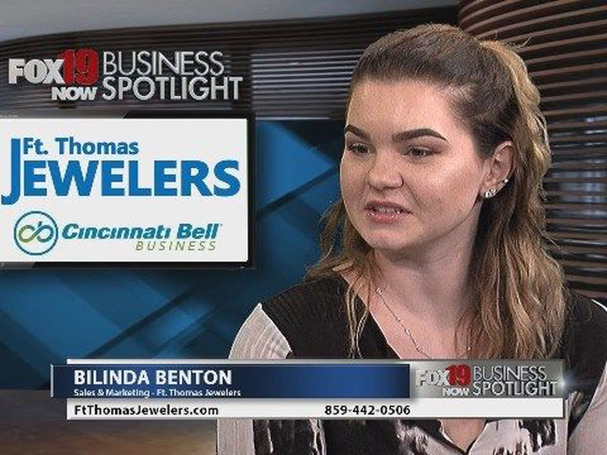Business Spotlight with Ft. Thomas Jewelers