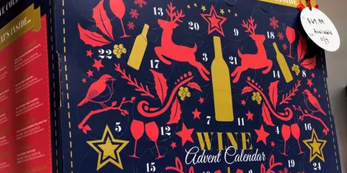 Aldi advent wine calendar is predicted to be wildly popular, available in U.S. for first time
