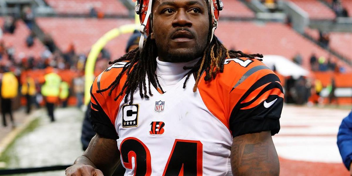 Bengals' Adam Jones suspended by NFL for season opener