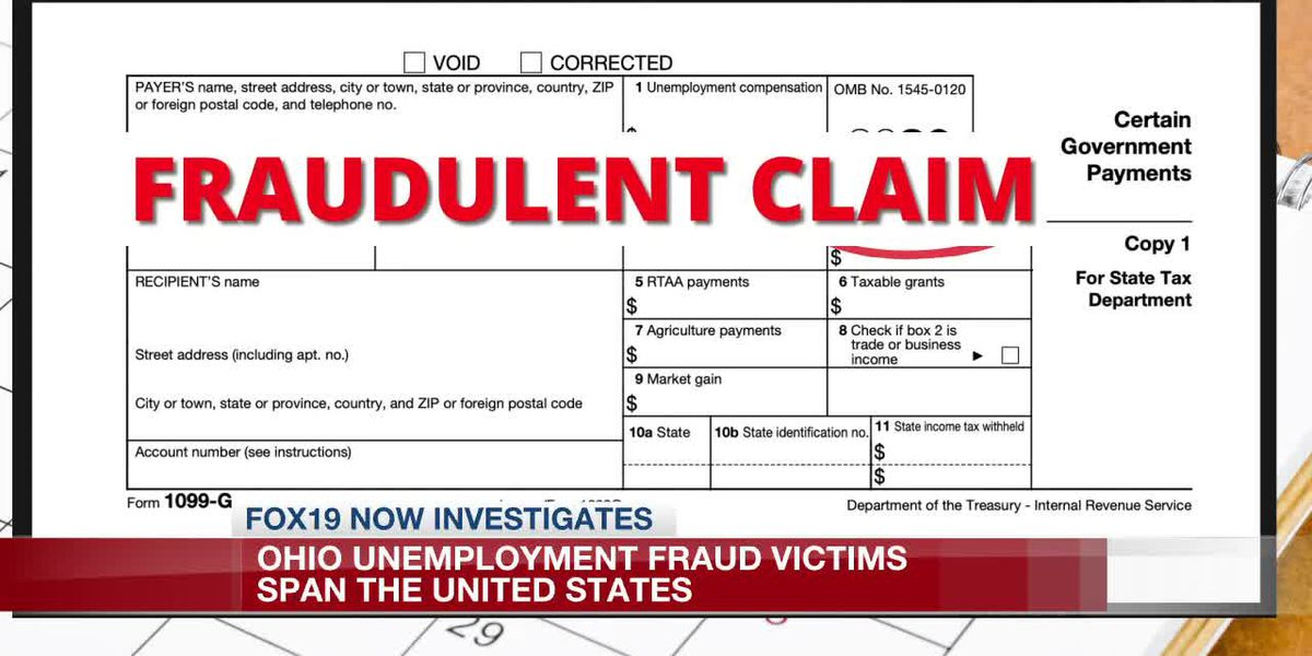 Ohio's unemployment fraud becoming national problem