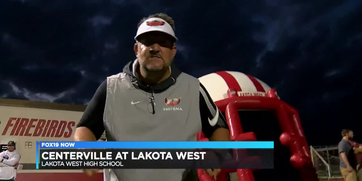 Tom Bolden gets his first win at Lakota West