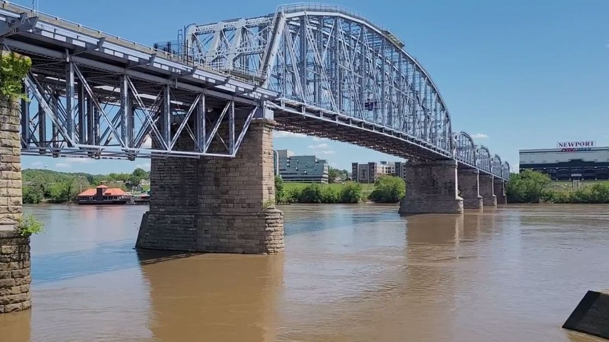 Purple People Bridge closed for public safety, situation 'evolving'