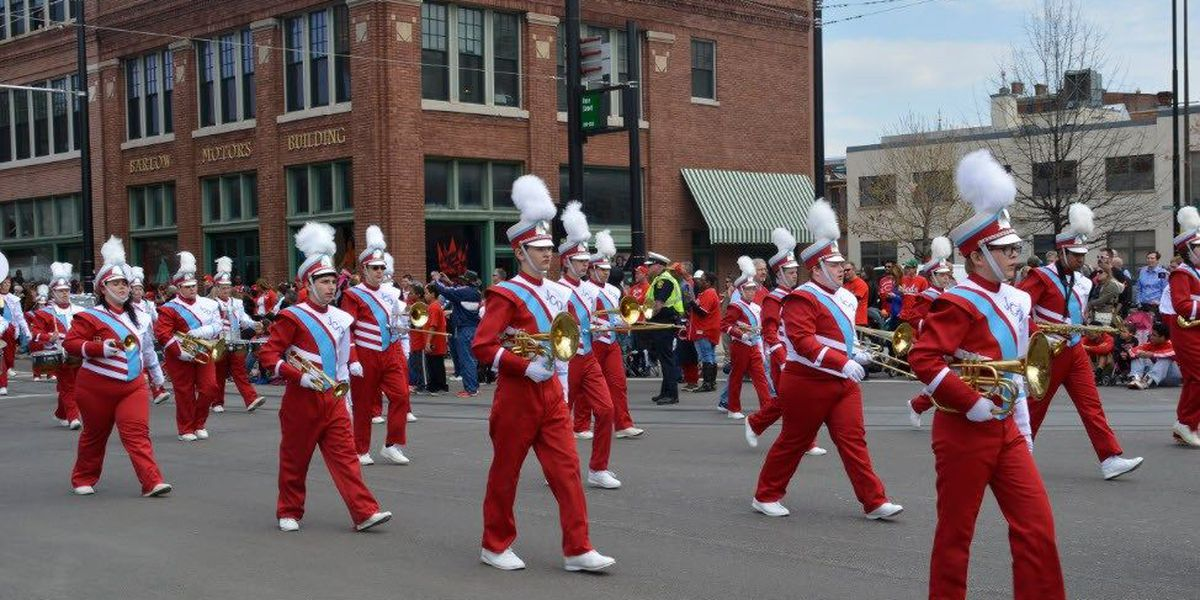 Watch Live: The 97th Findlay Market Opening Day Parade