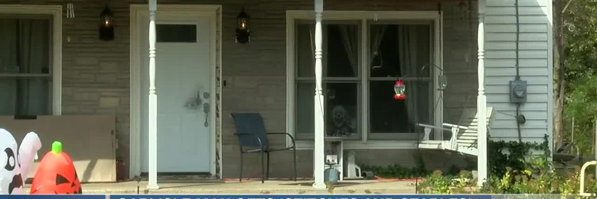 1 of 3 suspects arrested after Carlisle home invasion