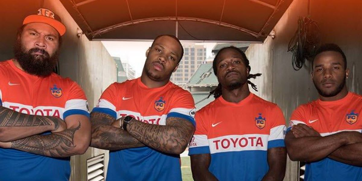 FC Cincinnati to 'orange out' with help from Bengals