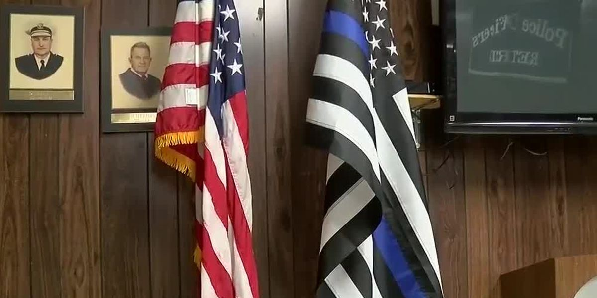Council to debate possibility of flying police, fire department flags at City Hall