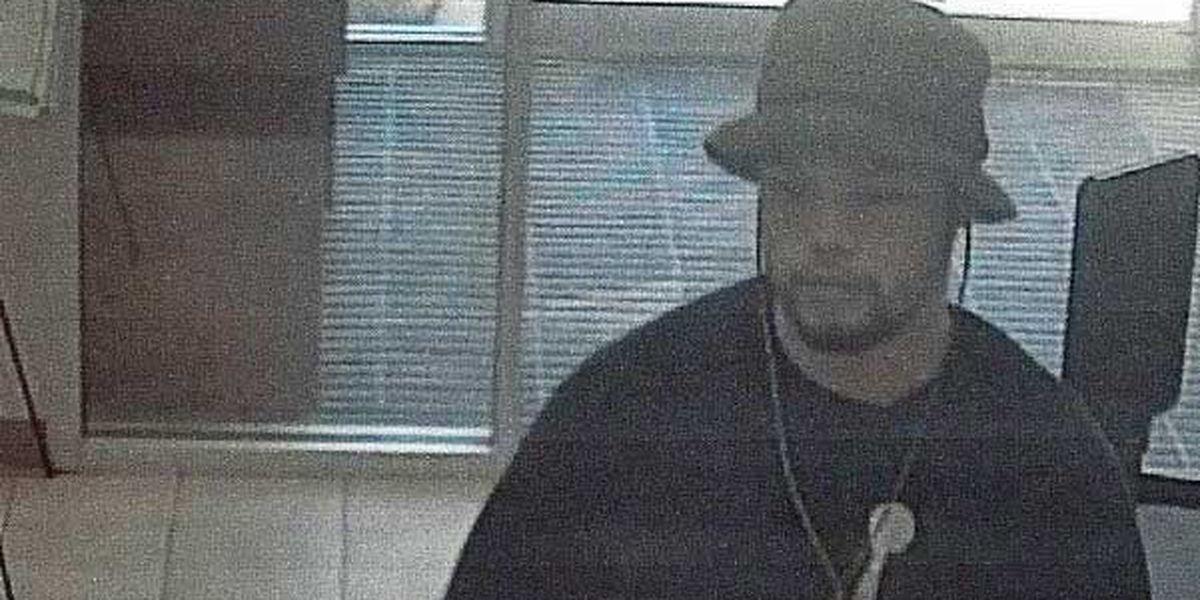 Police seek Cheviot bank robber