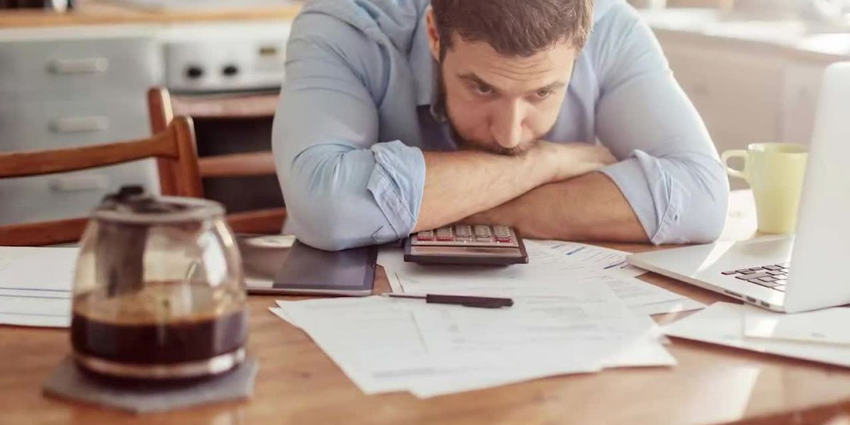 Your money worries could be making you sick