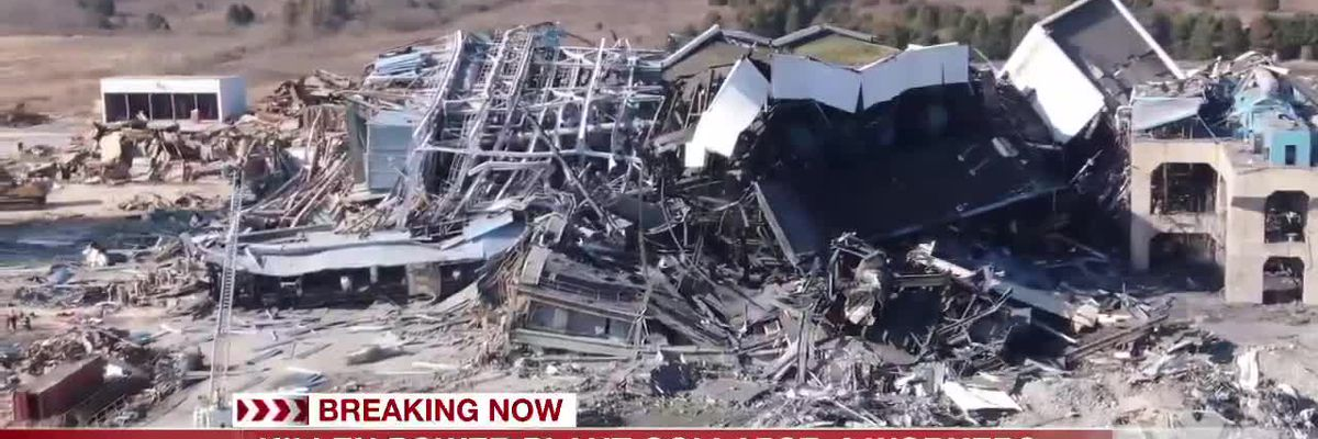 Search continues: 2 workers still unaccounted after power plant collapse