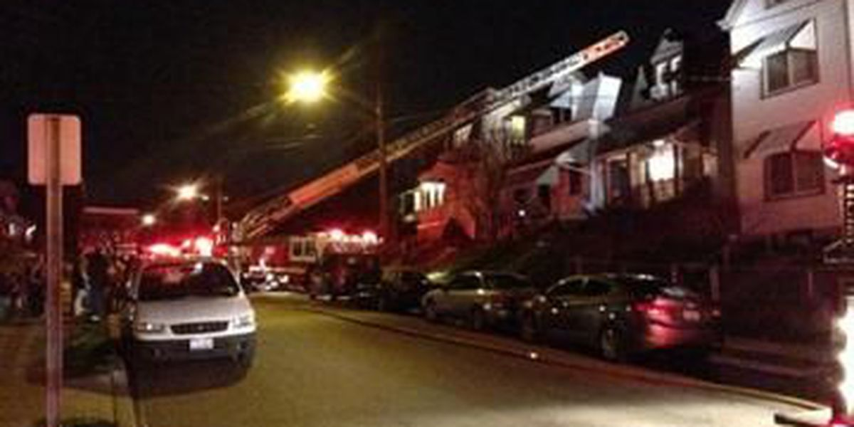 6 displaced after house fire in Price Hill