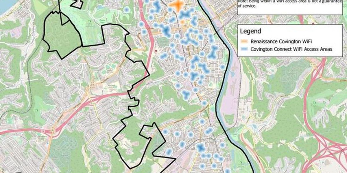 124 'hotspots' expand free Wi-Fi access in NKY
