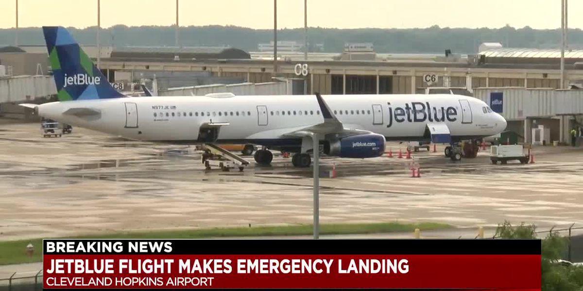 Plane carrying 153 passengers lands safely at Cleveland Hopkins International Airport after smoke fills cockpit