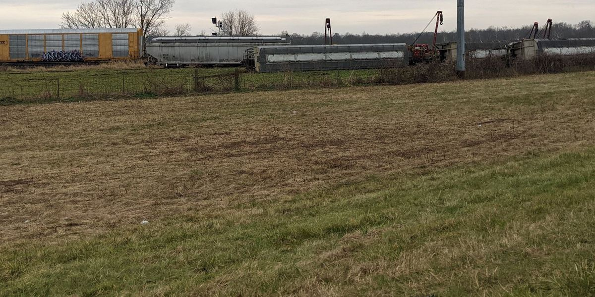 Butler County road reopens hours after train derailment