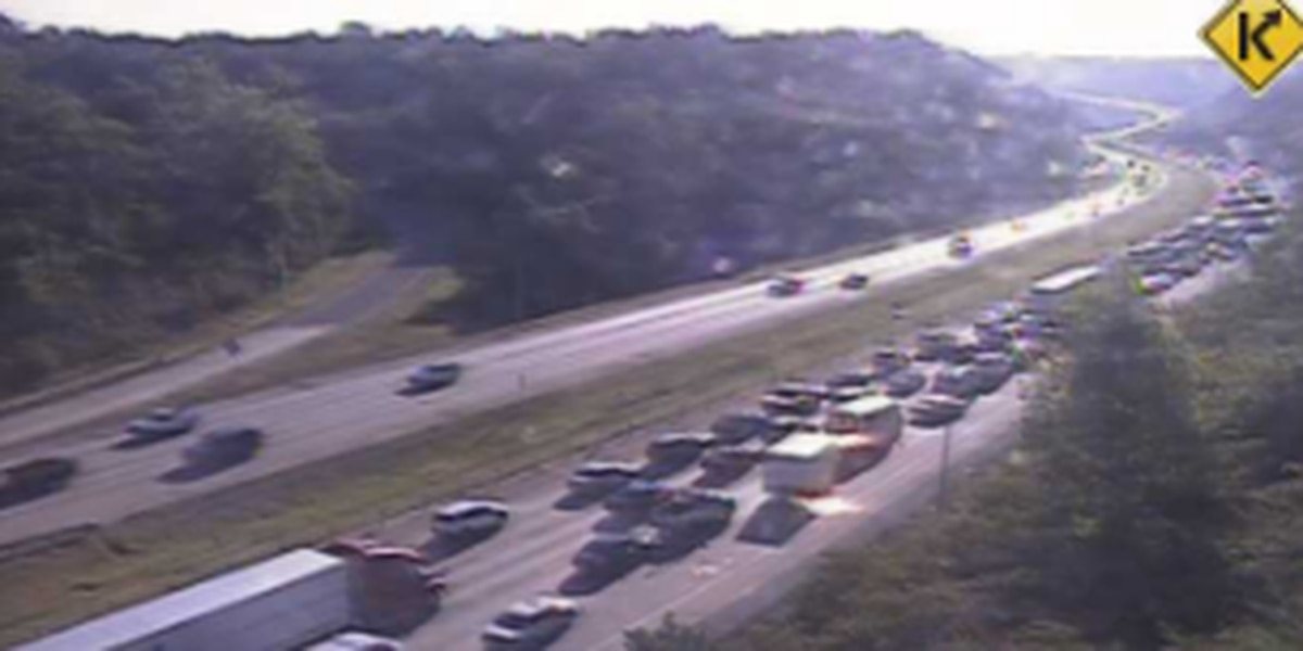 EB I-275 in NKY reopens after crash