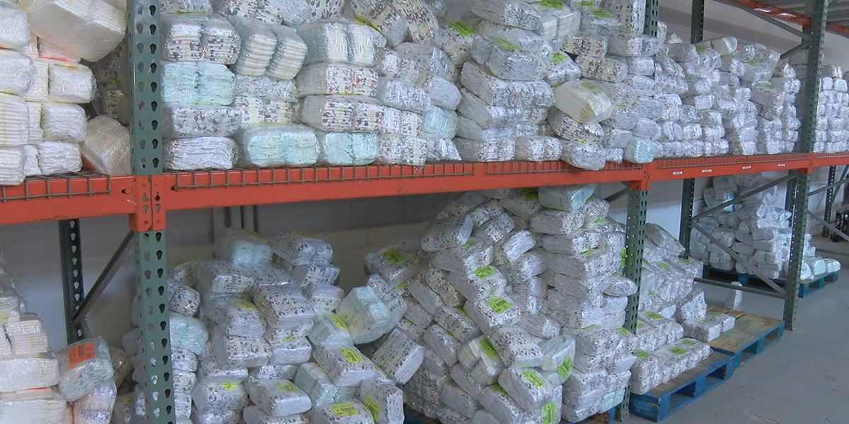 Sweet Cheeks Diaper Bank plans fundraiser to help more babies
