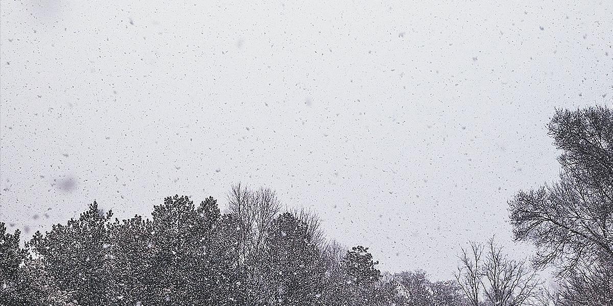 PHOTOS: First snow of the season