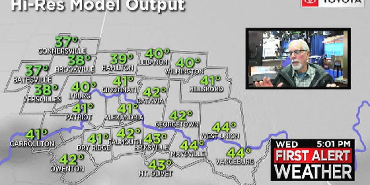 2018 was Cincinnati's third-wettest year on record