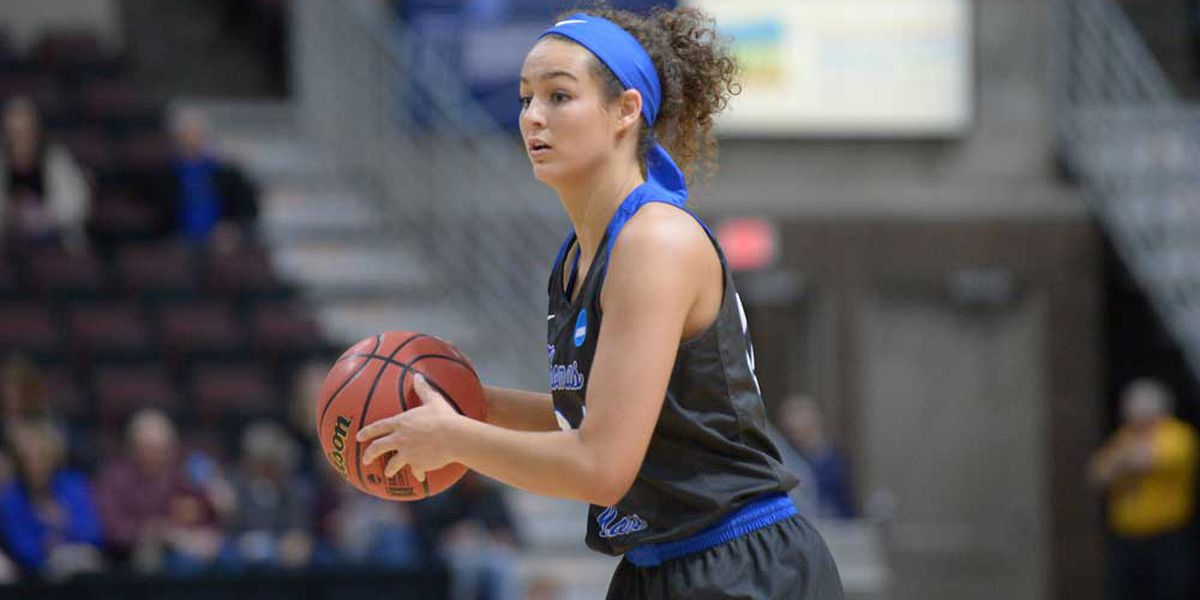 Thomas More's Madison Temple named Division III Player of the Year
