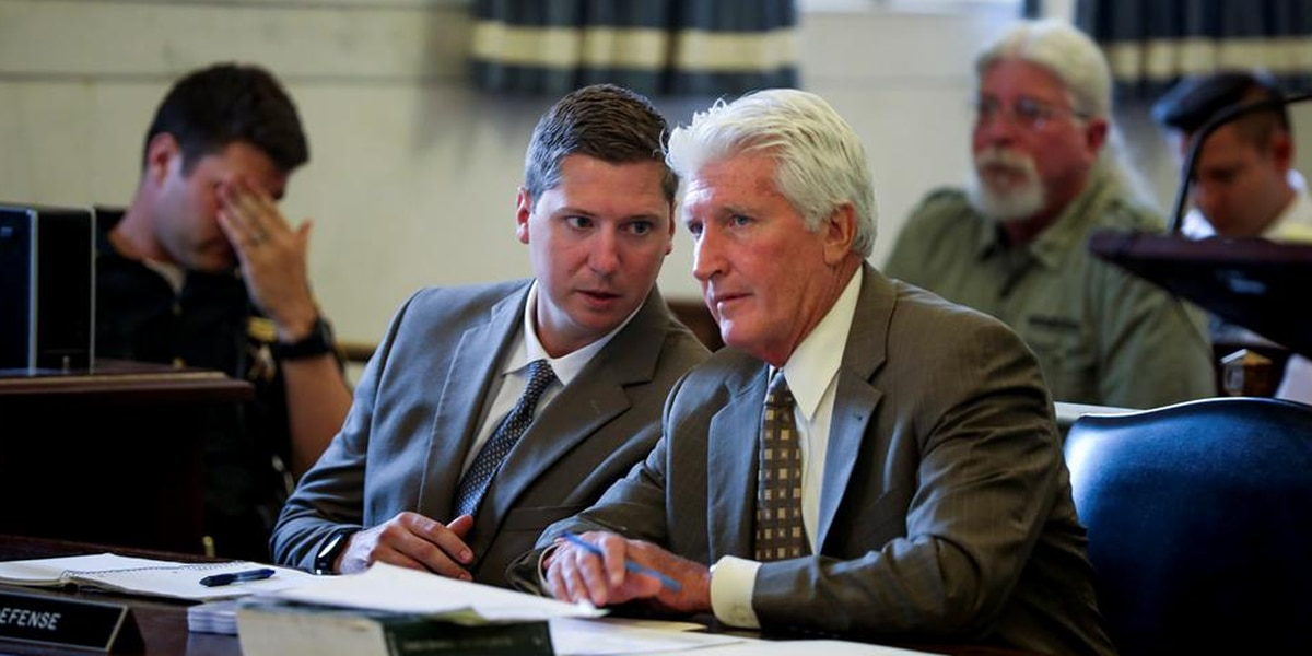 Lawyer: Ray Tensing wants to be a cop again