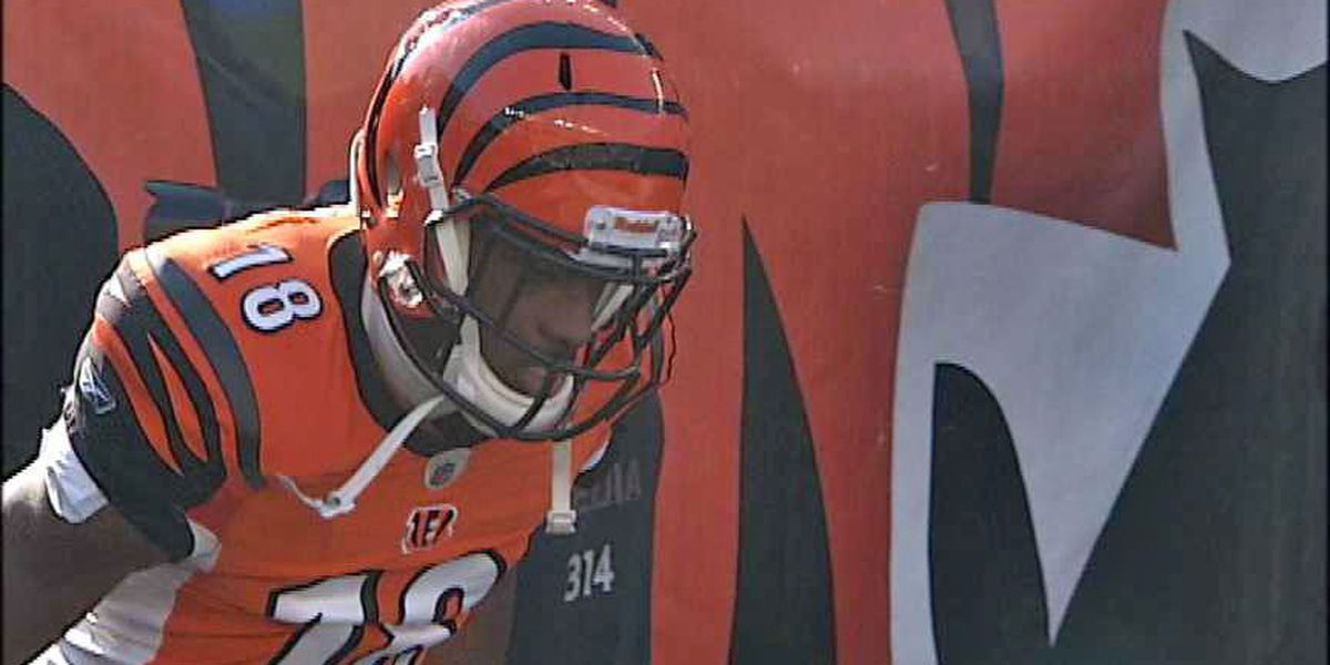 A.J. Green ruled out for season finale against Baltimore